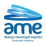 Logo of Aliança Municipal Espírita Governador Valadares