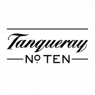 Logo of Tanqueray No.10
