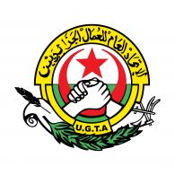 Logo of Union générale des travailleurs algériens UGTA