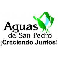 Logo of Aguas de San Pedro