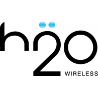 Image result for h2o wireless logo