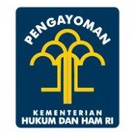 Logo of Kementerian Hukum dan HAM
