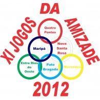 Logo of Jogos da Amizade