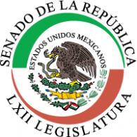 Logo of Senado Mexico LXII