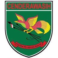 Logo of KODAM XVII Cenderawasih
