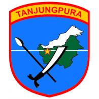 Logo of KODAM XII Tanjungpura
