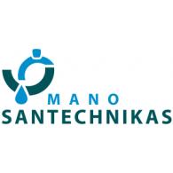 Logo of Mano Santechnikas