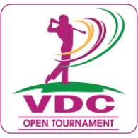 Logo of VDC Open Tournament