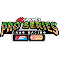 Logo of Andra Pro Series Drag Racing