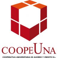 Logo of CoopeUNA