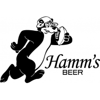 Logo of Hamm's Beer