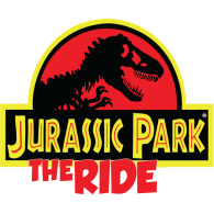 Logo of Jurassic Park The Ride