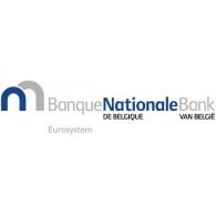 Logo of Nationale Bank van België