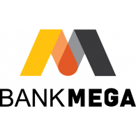 Logo of Bank Mega