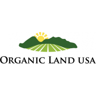 land rover logo vector. logo of organic land usa rover vector