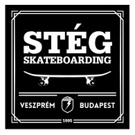 Logo of STÉG SKATEBOARDING
