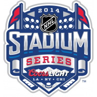 Logo of 2014 NHL Stadium Series