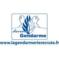 Logo of Gendarmerie - Devenir Gendarme