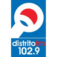 Logo of Distrito FM