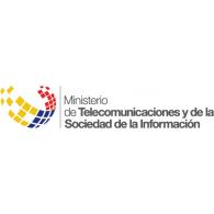 Logo of Ministerio de Telecomunicaciones y de la Sociedad de la Información - Ecuador