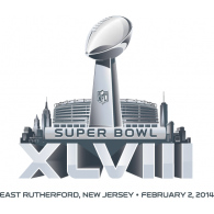 Logo of Super Bowl XLVIII