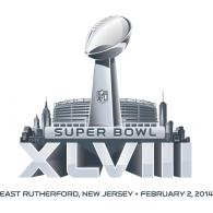 Logo of Super Bowl XLVIII