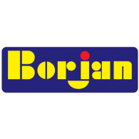 Logo of Borjan