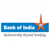 Logo of BOI Bank of India Logo