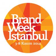 Logo of Brand Week Istanbul