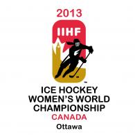 Logo of Women's World Hockey Championship 2013