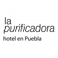 Logo of La Purificadora