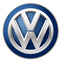 Logo of Volkswagen New Logo