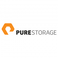 Logo of Pure Storage