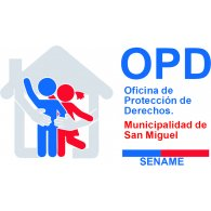 Logo of OPD Chile