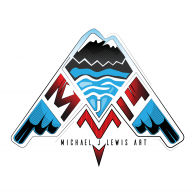 Logo of Michael J.Lewis Art, LLC