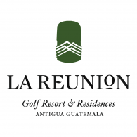 Logo of La Reunion Golf Resort Antigua Guatemala