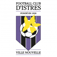 Logo of FC Istres
