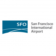 Logo of SFO San Francisco International Airport