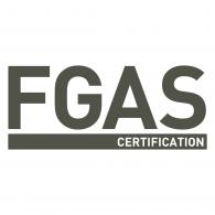 Logo of FGAS Certificate