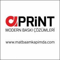 Logo of A Print Modern Baskı Çözümleri