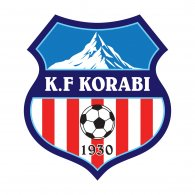 Logo of KF Korabi Peshkopi