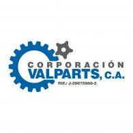 Logo of Corporacion Valparts