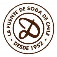 Logo of Domino la Fuente de Soda de Chile Sello