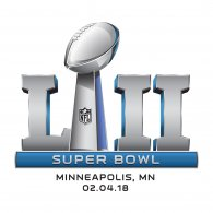 Logo of Super Bowl LII