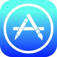 Logo of Apple App Store