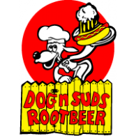 Logo of Dog n suds Root Beer