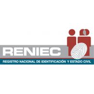 Logo of RENIEC
