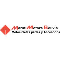 Logo of Maruti Motors Bolivia