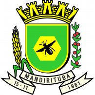 Logo of Mandirituba - PR