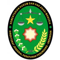 Logo of Direktorat Jenderal Peraturan Perundang
